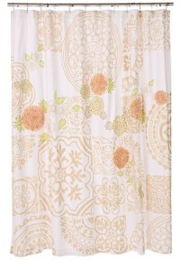Anthropology Shower Curtain
