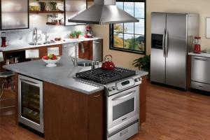 KitchenAid Contemporary Kitchen