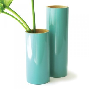 Blue & Yellow Vases